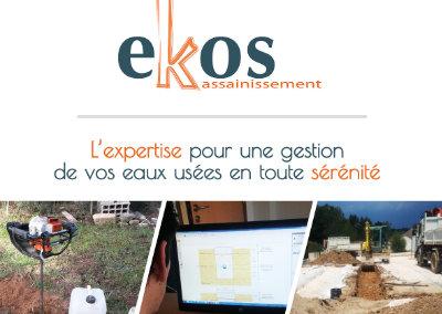 Plaquette Ekos ingénierie