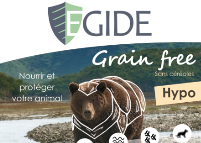 Identité visuelle et design d'étiquette – EGIDE